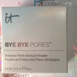 NEW IT Cosmetics Bye Bye Pores Translucent Powder